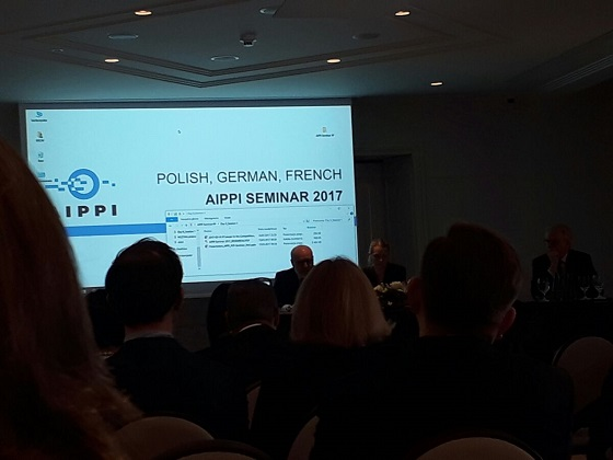 AIPPI Joint Seminar on intellectual property in Warsaw