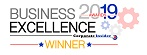 Business Excellence 2019 Winner logo