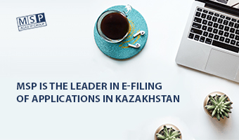 Mikhailyuk, Sorokolat and Partners is the leader in e-filing of industrial designs applications in Kazakhstan