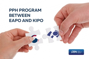 Pilot Prosecution Highway (PPH Mottainai and PCT-PPH) program between EAPO and KIPO