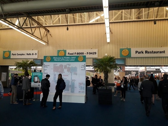 "PLMA's 2017 ""World of Private Label"" International Trade Show"